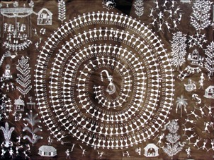 GM_Warli Painting